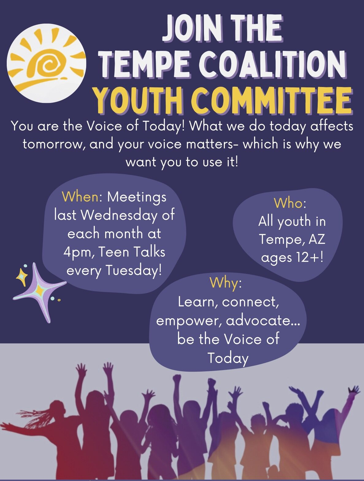 Youth Committee Flyer1